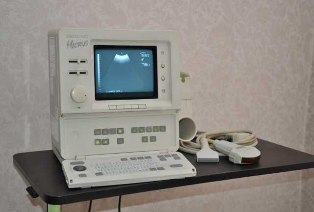 Продам Аппарат УЗИ Aloka SSD-500 Micrus
