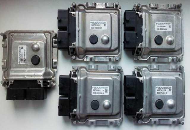 Продам ЭБУ мозги контроллеры Bosch 17.9