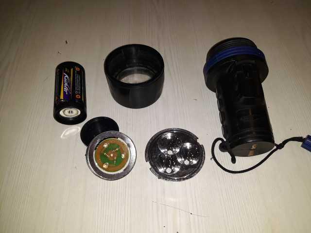 Вакансия: Сборщик светодиодных фонариков на дому
