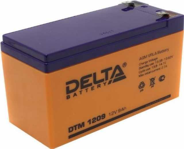 Продам Аккумуляторная батарея Delta DTM 1209 (1
