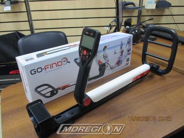 Продам Металлоискатель Minelab GO-FIND 40