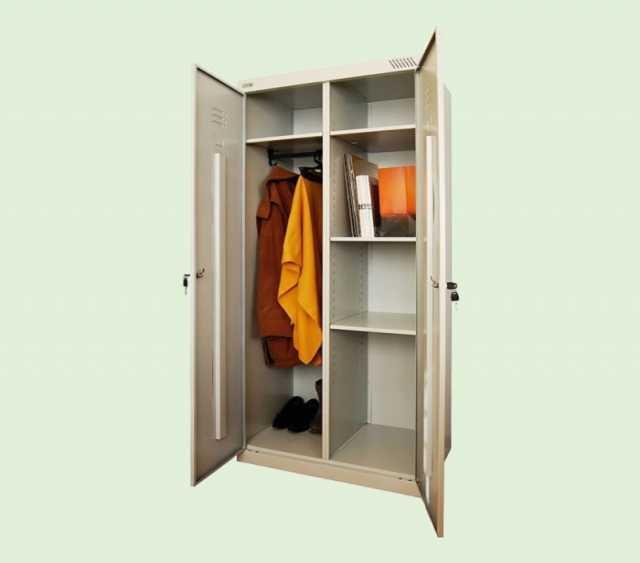 Продам Шкафы металлические для одежды