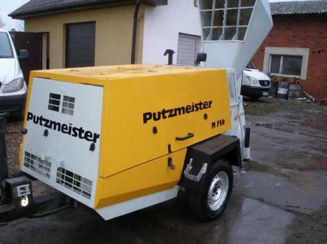 Продам Putzmeister 740 (1 поколение)