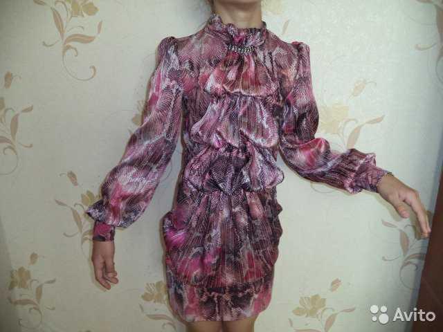 Продам вечернее платье б/у в отличном состоянии