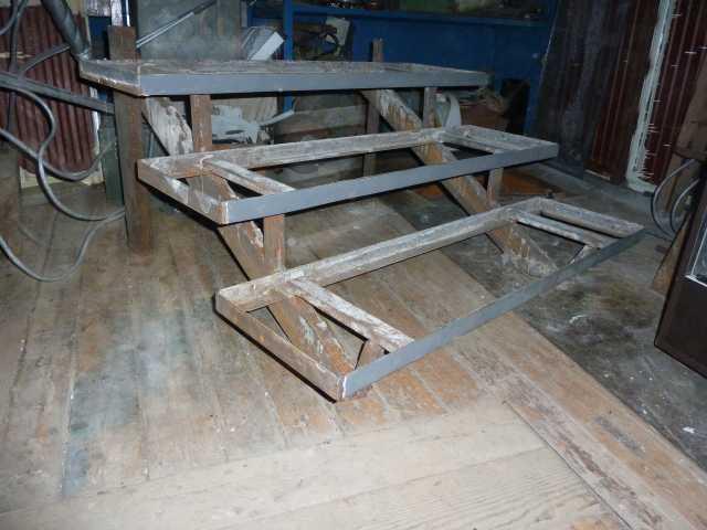 Продам Продаю металлическую рамку лестницы