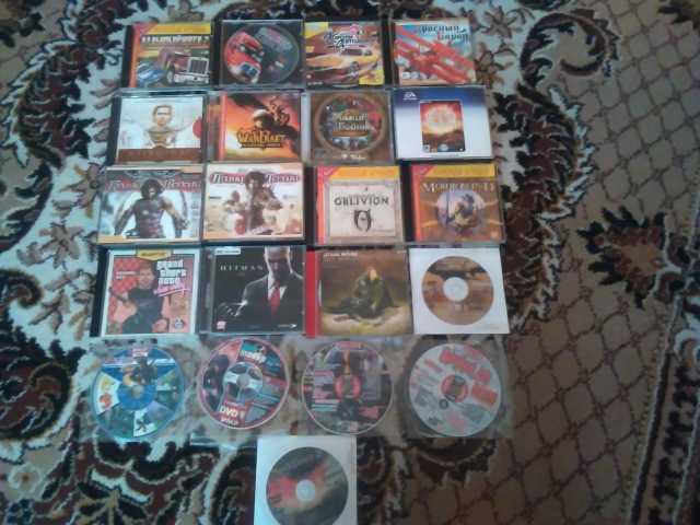 Продам Продаю 20 дисков с играми
