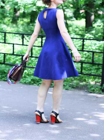Продам Платье из джерси, размер 42 (XS)
