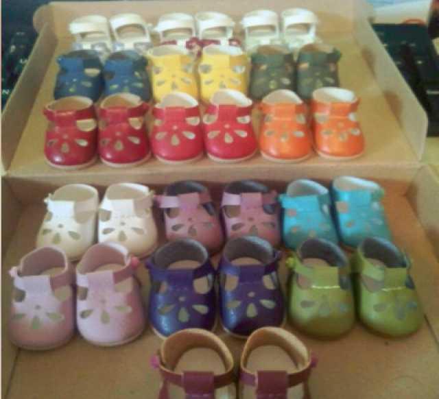 Продам Обувь для куклы Paola Reina