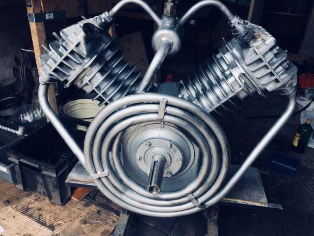 Предложение: Ремонт компрессоров С-416М;М1 в Челнах