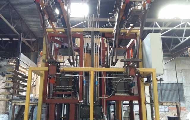 Продам Линия по производству теплоблоков