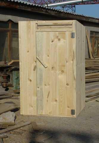 """Продам Туалет """"Стандарт""""  без крыши деревянный"""