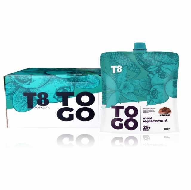 Продам T8 To Go