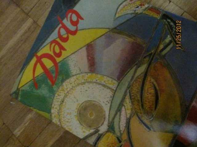 Продам Авторский альбом художника Dada 64 стран