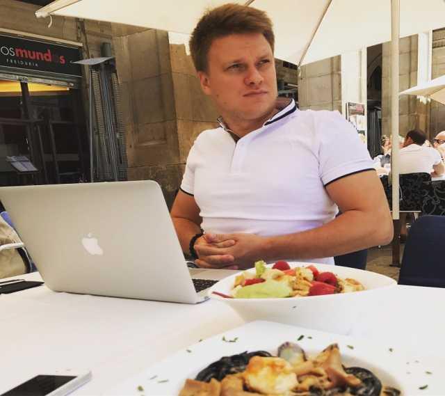 Вакансия: Предприниматель