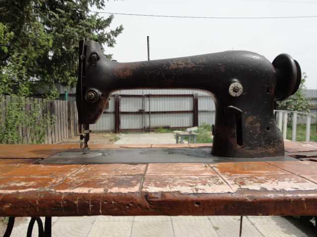 Продам машина швейная