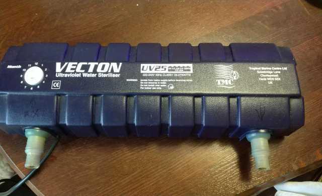 Продам Уф стерилизатор Vecton uv25
