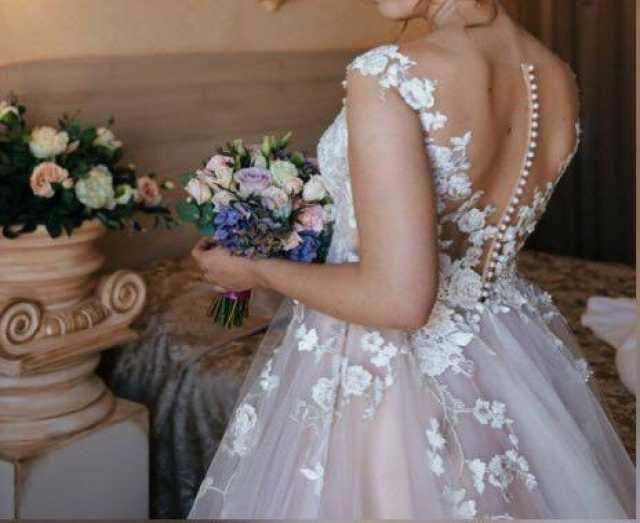 Продам Свадебное платье ( Торг)