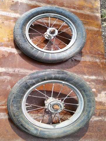 Продам Колеса от детского велосипеда Левушка (п