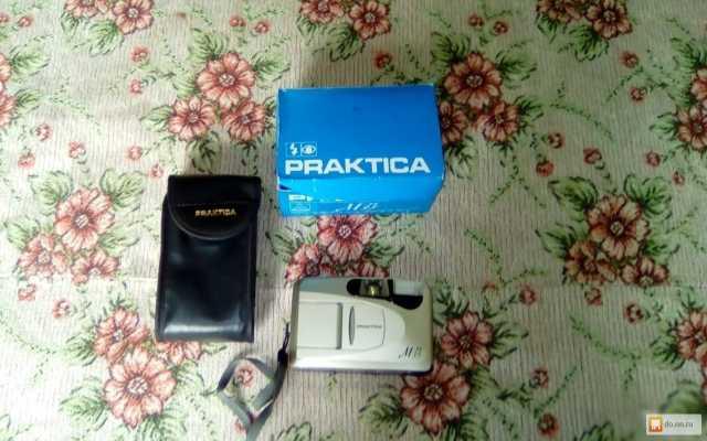 Продам Фотоаппарат praktica M FF 35