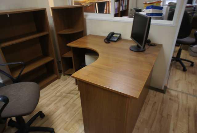 Продам Мебель для офиса б/у