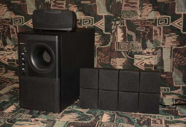 Продам акустическую систему 5.1
