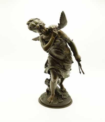 """Продам Скульптура """" Диана после охоты"""""""