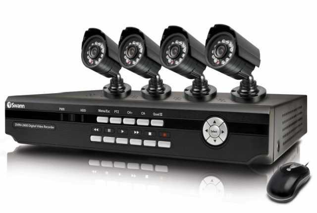 Продам Система видеонаблюдения