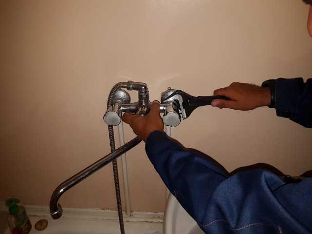 Предложение: ремонт в туалете и ванной комнате