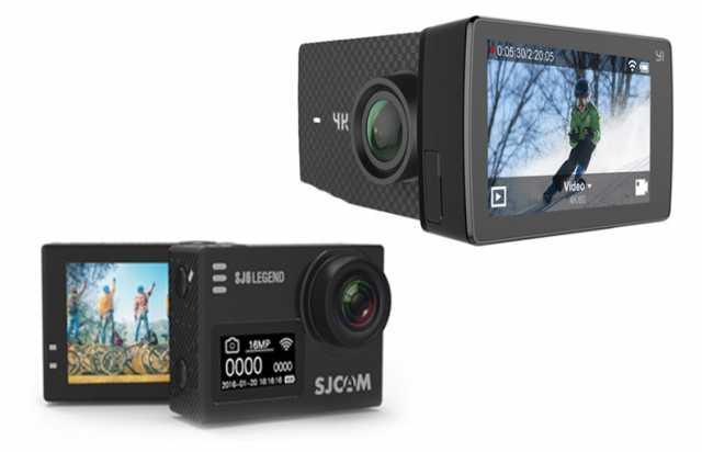 Продам SJCAM экшн камеры в Красноярске или заказать доставку по России