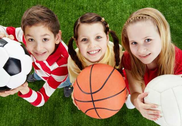 Предложение: Волейбол с детского сада