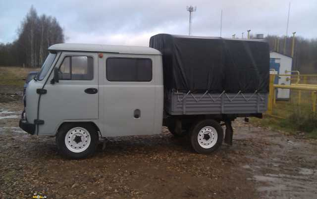 Продам Продам кузов в сборе на УАЗ 39094 Фермер