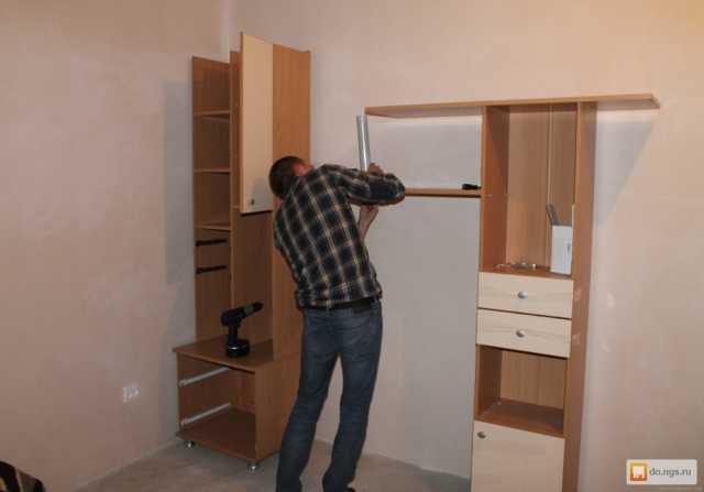 Предложение: сборка и разборка, мелкий ремонт мебели