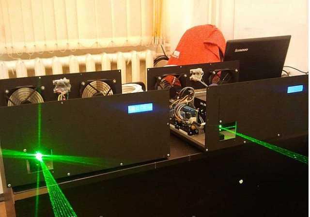 Продам Многоцелевой лазерный проектор