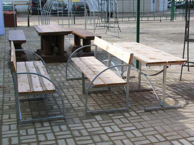 Продам Скамейки и столики для дачи Серпухов