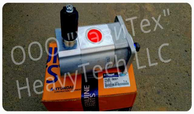 Продам 11LB-30321 Гидромотор вентилятора