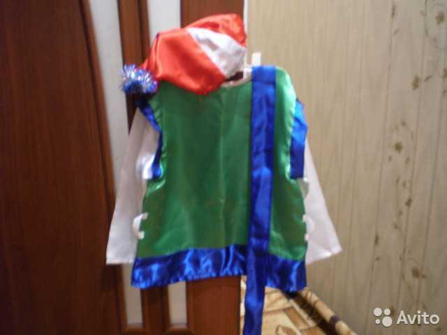 Продам Новогодний костюм гнома