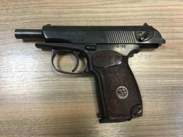 Продам Пистолет травматический МР-80
