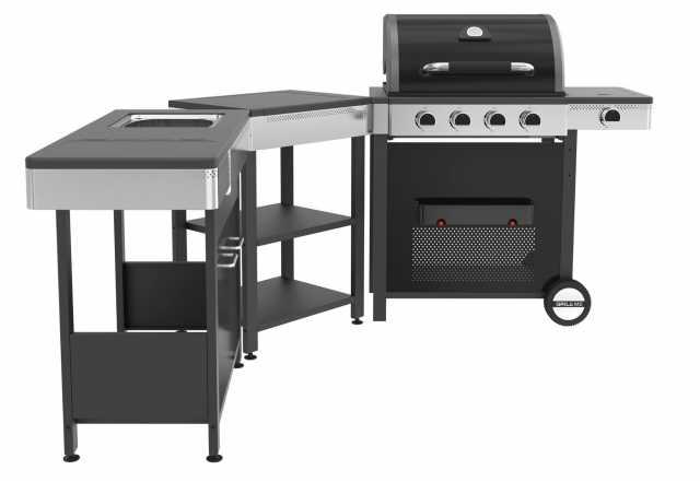 Продам Модульная кухня гриль Монако KM - GM-1 G