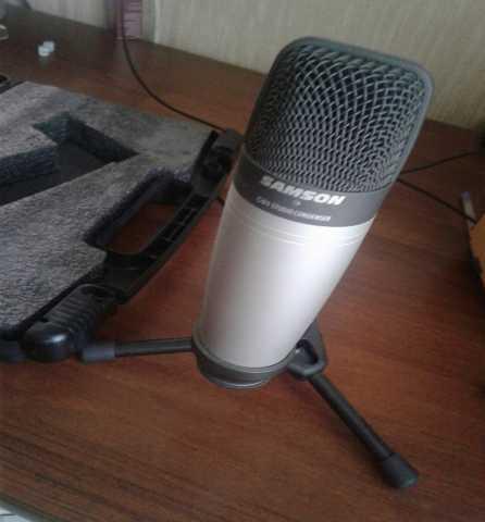 Продам Микрофон Samaon C01