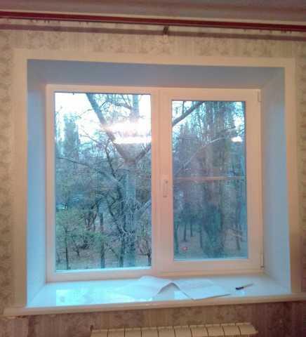 Продам Пластиковое окно 1300*1400