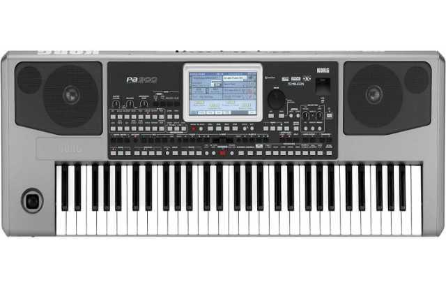 Продам Korg Pa900 61-Клавишная Клавиатура