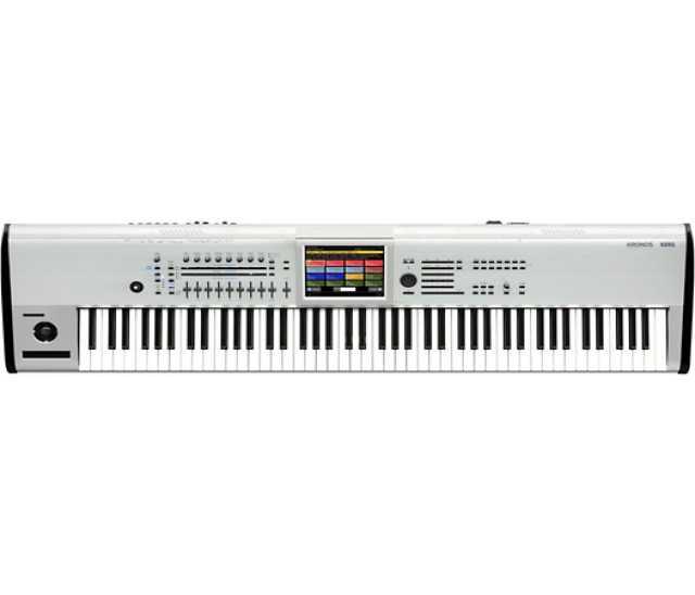 Продам Korg Kronos 88 ключевые платины музыка