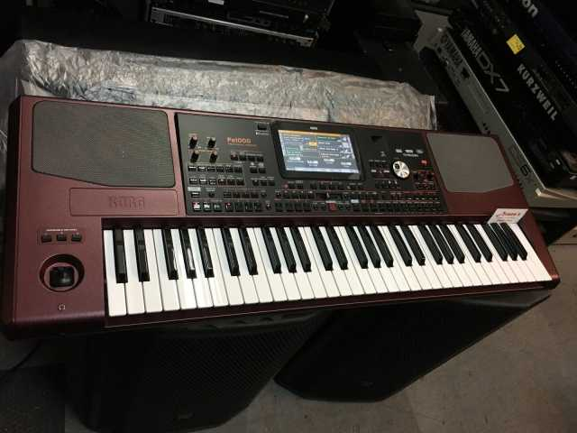 Продам Korg Pa1000 61-ключевой профессиональный