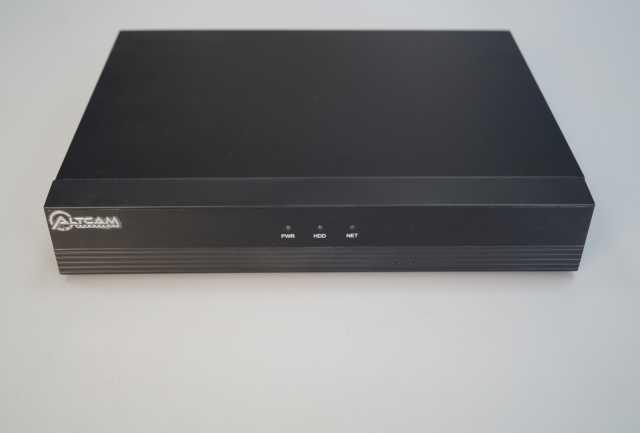 Продам 4-х канальный IP-регистратор