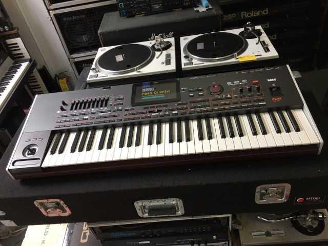 Продам Korg Pa4X 61-ключевой профессиональный