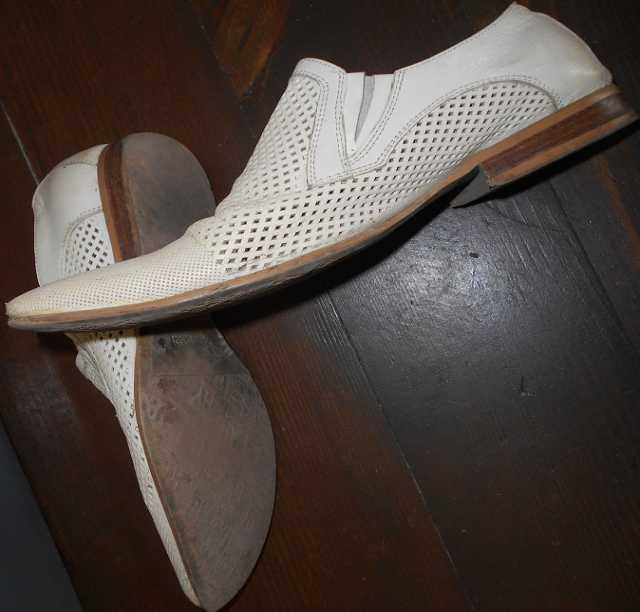 Продам: Туфли мужские кожа фирма Respect 40-41р