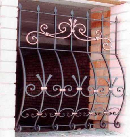Предложение: решетки на окна.перила.навесы.