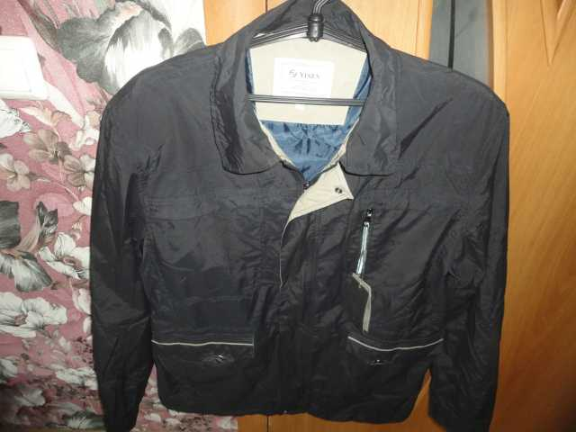 Продам Курточка мужская новая размер 52-54