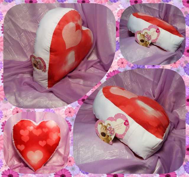 Продам: Подушка-Сердечко