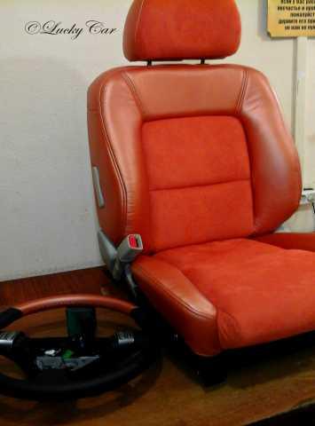 Предложение: Ремонт и перетяжка авто сиденья